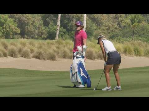 Pro golfer Amy Boulden on how to improve your golf game