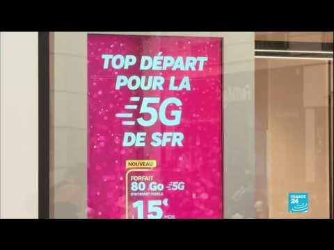 French climate council warns that 5G will lead to spike in carbon emissions