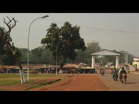 Tensions run high in Central African Republic as elections near