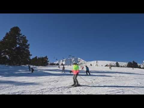 Bansko ski resort opens in Bulgaria