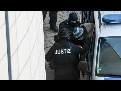 Germany: Perpetrator of anti-semitic attack in Halle gets life in prison