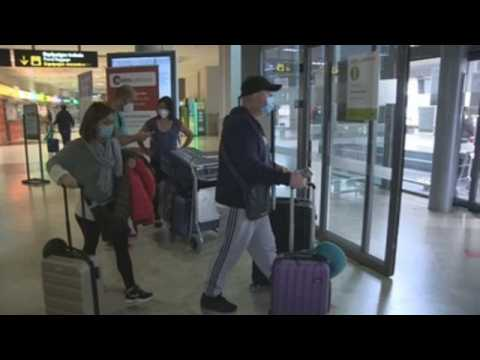 Spain imposes new restrictions on UK arrivals due to new Covid-19 strain