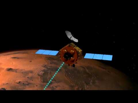 China's Mars probe Tianwen-1 expected to enter the red planet's orbit next month