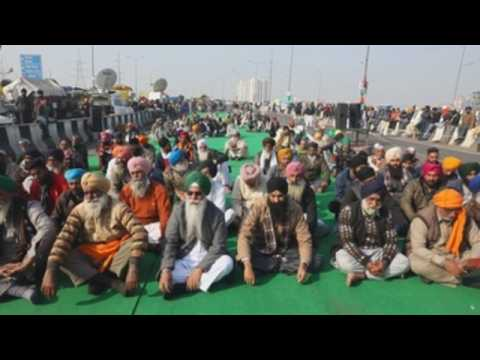 Over a month of defiance by Indian farmers against agricultural reforms