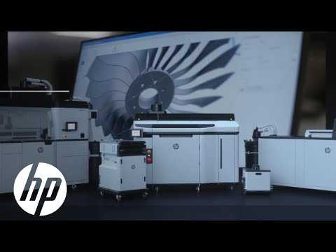 Meet HP's Manufacturing-Ready 3D Printing Solution | 3D Printing | HP