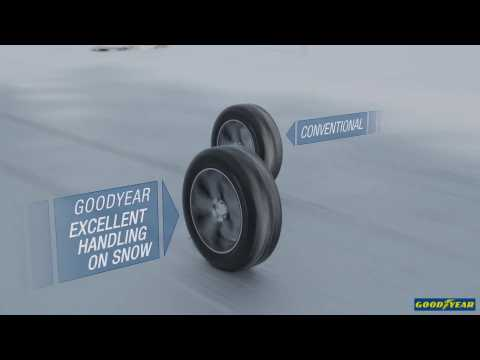 GoodYear - Snow Grip Technology
