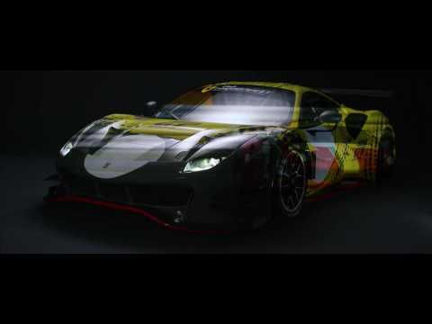 Ferrari 488 GT MODIFICATA Video