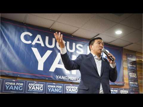 Mayoral Hopeful Andrew Yang