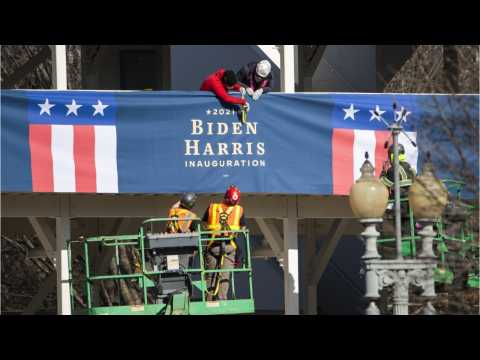Biden's Inauguration Day Unlike Any Other