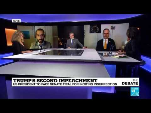 Trump's second impeachment: US president to face Senate trial for inciting insurrection