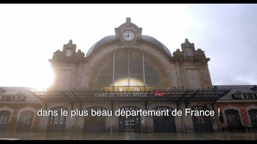 Thumbnail St-Brieuc en finale du concours de la plus belle gare de France