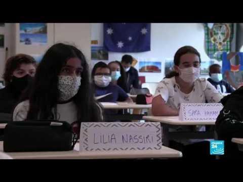 'No need' to close schools despite British virus variant, French scientific advisor says