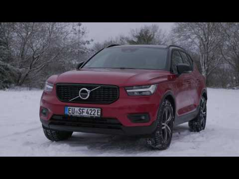 Volvo XC40 PHEV - Recharge T4 R-Design Preview