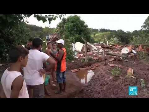 Brazil's Vale signs $7-billion settlement over deadly 2019 dam collapse in Brumadinho