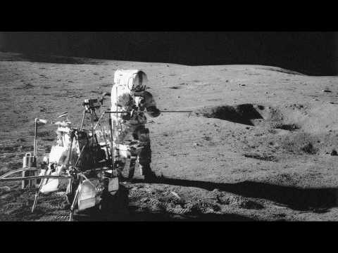 Has a 50-year-old mystery about playing golf on the moon finally been solved?