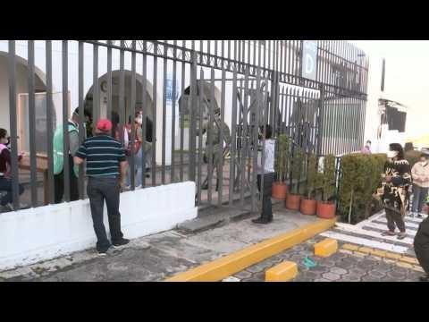 Polls open in Ecuador elections