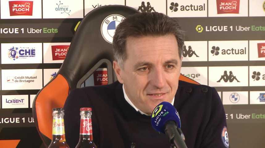 Thumbnail Lorient 1-0 Reims :