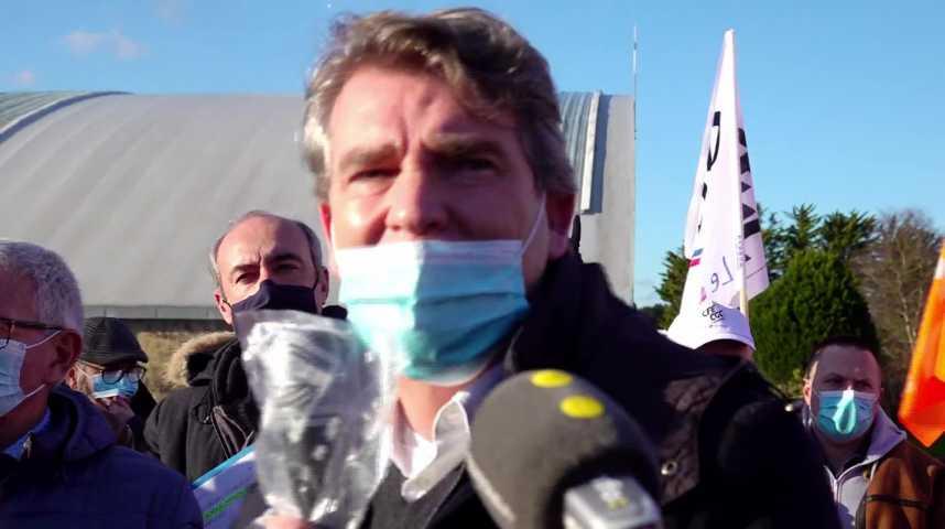 Thumbnail Arnaud Montebourg veut bâtir un nouvel alcatel
