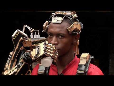 Kenyan inventors create bio-robotic arm prosthesis controlled by brain signals