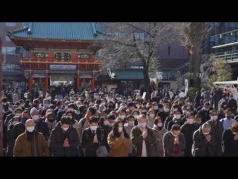Japan considers declaring state of emergency in Tokyo area