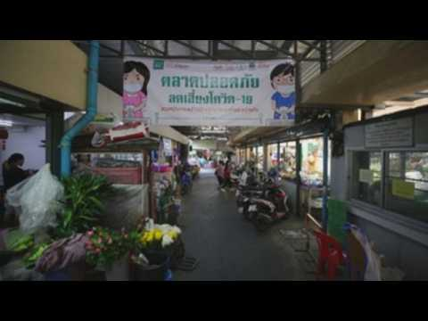 Thailand partially shuts down several businesses amid Covid-19 second wave