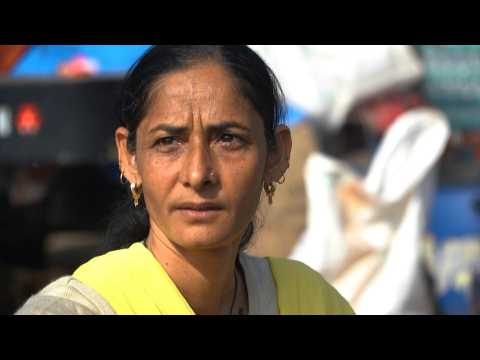 An Indian woman farmer up the ante against agricultural laws