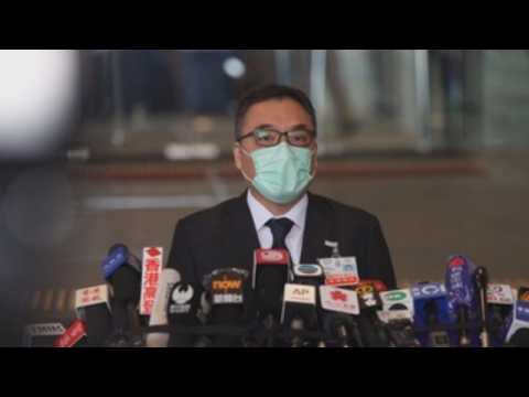 Dozens of Hong Kong opposition politicians, activists arrested for allegedly violating national security law