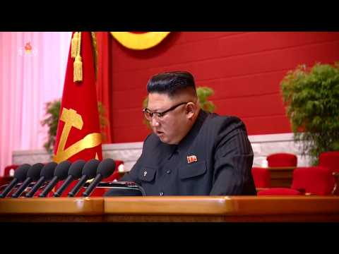 North Korea's Kim admits mistakes as party congress opens