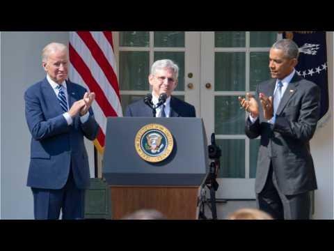 Biden To Nominate Merrick Garland As Attorney General