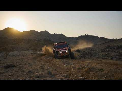 Rights groups call for boycott of Dakar Rally amid accusations of 'sportswashing' by Saudi Arabia