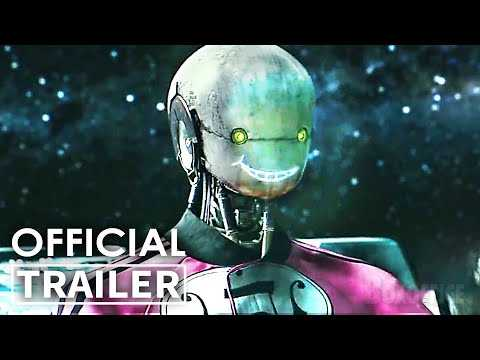 SPACE SWEEPERS Trailer (Sci-Fi, 2021)