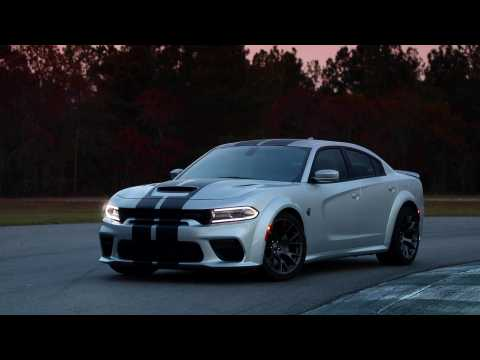 2021 Dodge Charger SRT Hellcat Redeye - Track driving