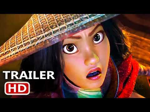 RAYA AND THE LAST DRAGON Trailer 2 (New Disney Movie 2021)