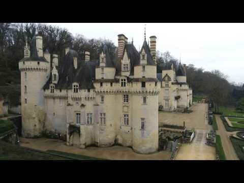 French chateaux owners struggle to maintain properties during pandemic