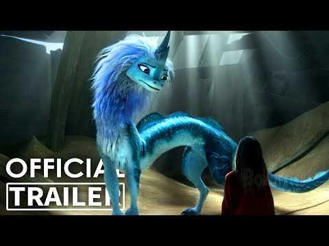 RAYA Trailer 2 (NEW 2021) Disney Animation