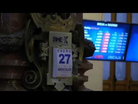 Spanish stock market drops 0.27% in opening session