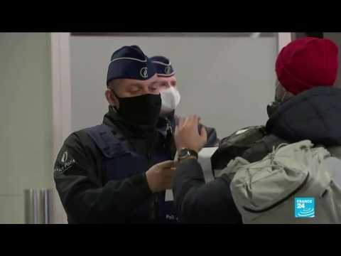 Coronavirus pandemic: Belgium bans leisure travel until March