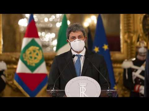 Italy's president set to hear solutions for country's political crisis
