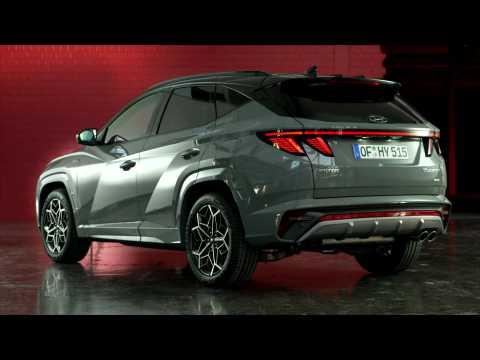 All-new Hyundai TUCSON N Line Design Preview