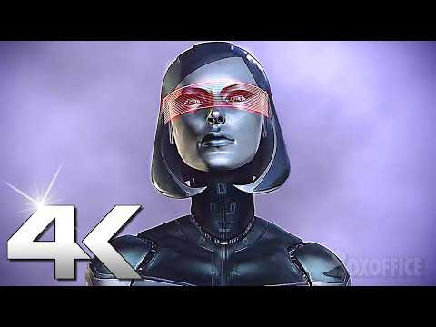 MASS EFFECT Legendary Edition Trailer 4K (2021) PS4 / Xbox One