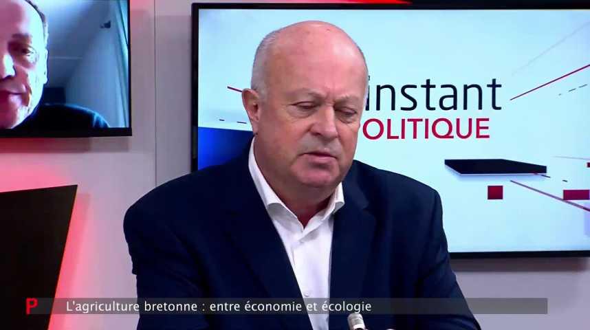 Thumbnail Agriculture : quelle vision pour la Bretagne ? Débat entre Daniel Cueff et Jean-Alain Divanac'h