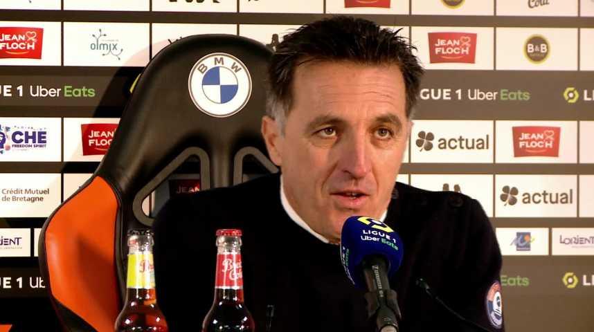 Thumbnail Une victoire, des buts, des sourires... Lorient respire