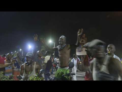 DR Congo: Tshisekedi supporters celebrate as pro-Kabila speaker ousted