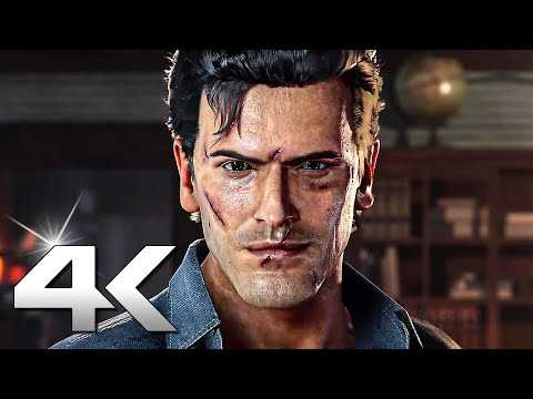EVIL DEAD Trailer 4K (2021) PS5