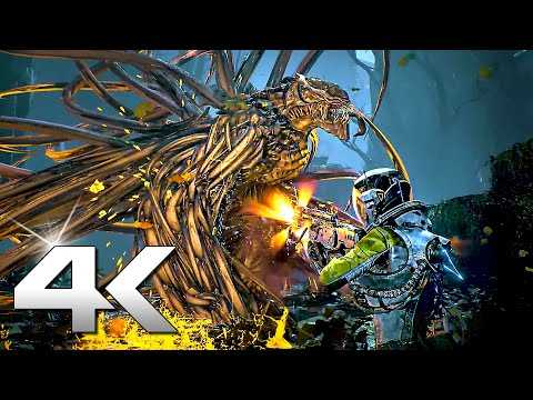RETURNAL Gameplay Trailer 4K (2021) PS5