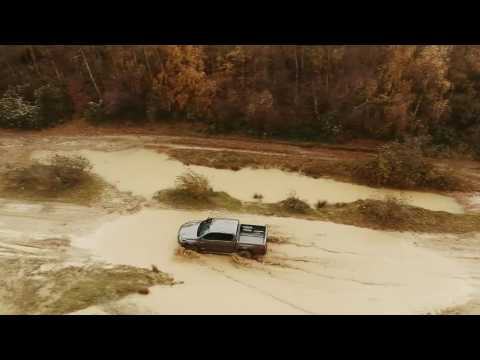 2020 Toyota Hilux Invincible X in Titan Bronze Driving Video