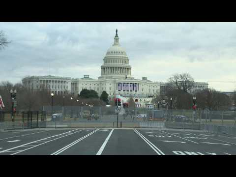 Strict security near US Capitol as Washington, DC, on alert for pro-Trump protests