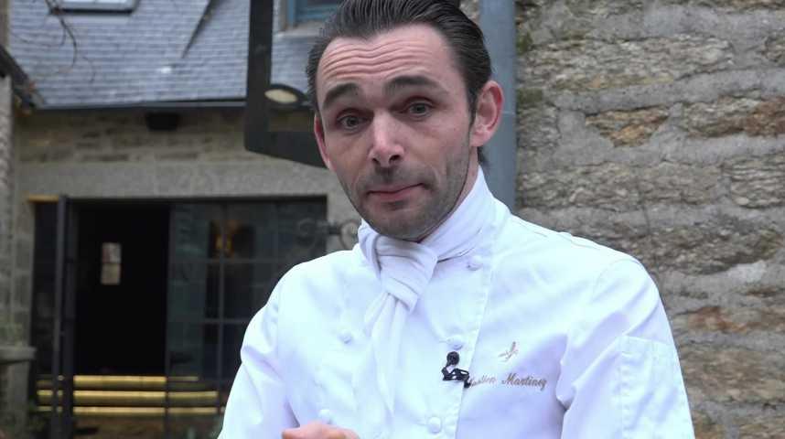Thumbnail Sébastien Martinez, une étoile au Michelin