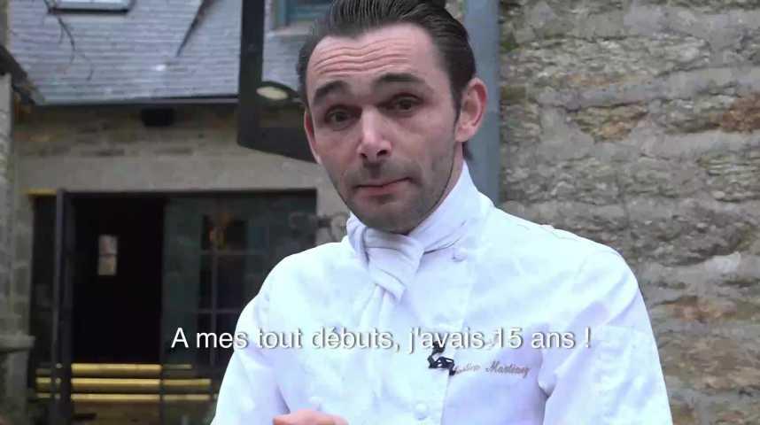 Thumbnail Etoile Michelin : le chef du Moulin de Rosmadec témoigne