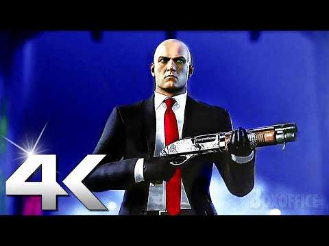 HITMAN 3 New Trailer 4K (2021) PS5, Xbox Series X
